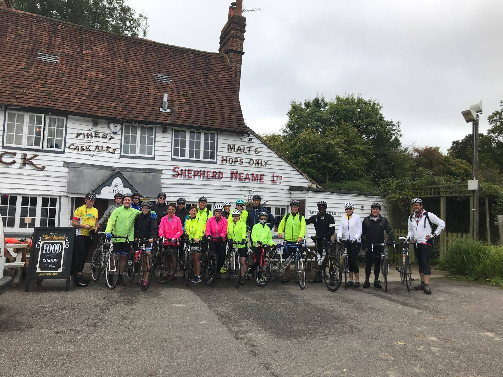 Ride to Rye